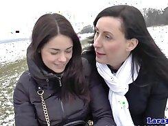 hot Mature Lesbians,HT Vikki and Abbey