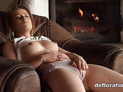Cum and tease your older virgin pussy