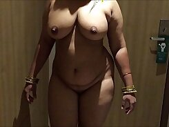 Busty Indian wife gets shagged