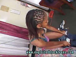 Amateur black teen young anal and everyone ends up liking this