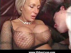 Brenda old cougar mature wife ass