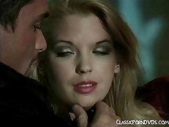 Caroline killer blonde MILF in classic movies