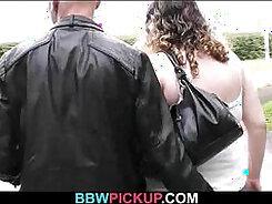 Cute chubby girl wanking her cock