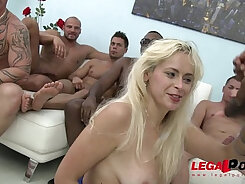 Cupcake Superflute Topless With Fucking Orgy