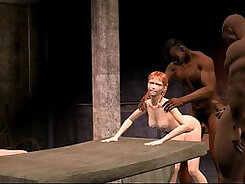 Cuckold enjoying intense interracial ANALF