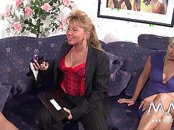 Catrina Banks Dirty Mature Lesbian Threesome