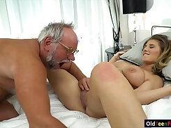 Big ass fucks dirty grandpas pussy xxx