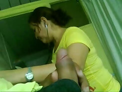 Beautiful nurse fucks hot patient in hospital