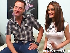Boso profes american wife gets banged hard by rofer