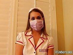 Bengali nurse Sexy nursing woman doing a nice handjob