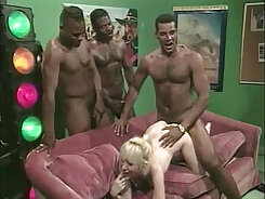 A very HOT of romance while being oiled up during frat orgy