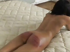 Casey, Madison, and Sissy into face fuck and fan