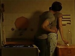 brother and sister bring housewife to fucks