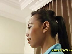 Lovely Asian Girl Loves Feet And Anal