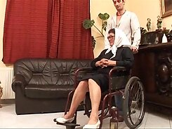 Chubby mature grandma fucked and that is all she needs